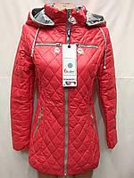 Куртка удлиненная весна-осень VISDER ,(модель 111)