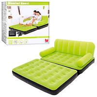 Надувной диван-трансформер 5-в-1 BestWay 67356