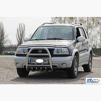 Защита переднего бампера (кенгурятник) для Suzuki Grand vitara I до 2005