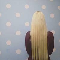 Накладные волосы на заколках 70 см