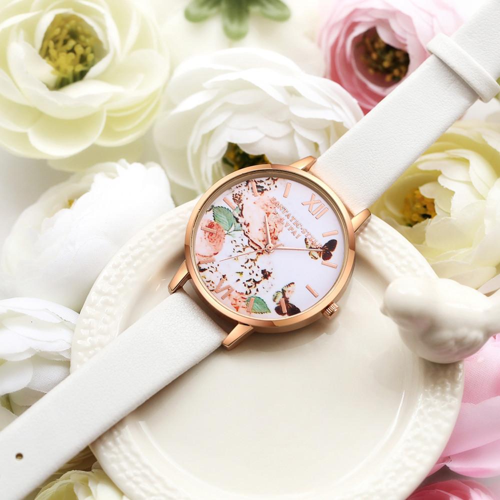 Жіночі годинники Classic Flower