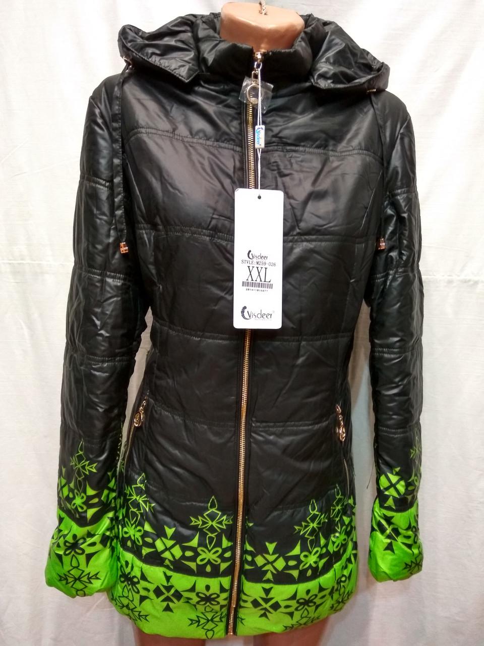 Куртка удлиненная весна-осень VISDER ,(модель 259)