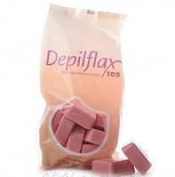 Горячий воск для депиляции DepilFlax, 1 кг ( в ассортименте )