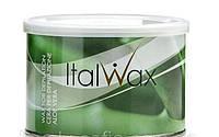 Теплый Воск для депиляции в банке Алое ItalWax 400 гр
