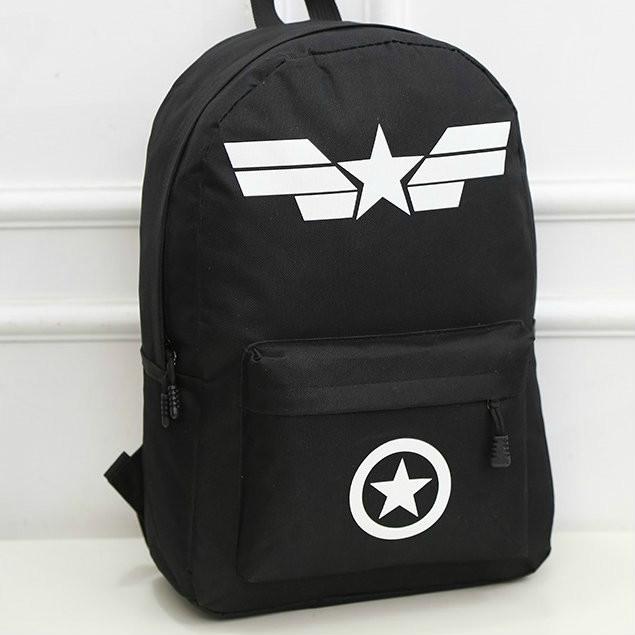 Рюкзак для парня капитан америка