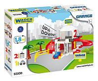 Парковка гараж с лифтом Wader 50300