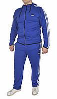 Мужской спортивный трикотажный костюм Adidas весна 2017, Артикул - 123-44