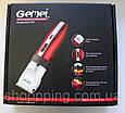 Триммер для стрижки волос Gemei GM-729, фото 6
