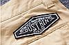 Штаны на манжетах с боковыми карманами Карго Dustbin, фото 4