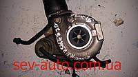 Турбина (компрессор, наддув) Mercedes-Benz C, E-class 2.2 CDI (1997 - 2001),б/у, GARRETT A6110960099