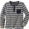 Полосатая кофта, реглан для мальчика Pepperts 158/164