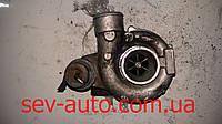 Турбина (компрессор, наддув) Mercedes-Benz C, E - Class 2.2 CDI (1995-2002), б/у, GARRETT 6110964199