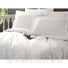 Комплект  постельного белья deco bianca евро размер жаккард jk16-02-kremovoe