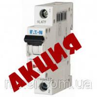Однополюсный автоматический выключатель 16А Eaton PL4 C-16/1