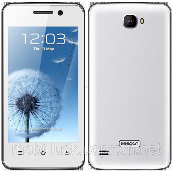 Смартфон Keepon A4  2 сим, 4 дюйма, Андроид, TV.
