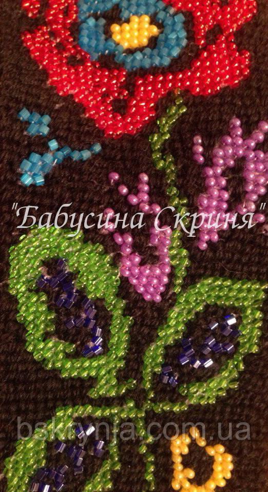 ... Заготовка Борщівської жіночої сорочки для вишивки нитками бісером БС-89 914e593b48e7a
