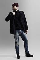 Мужские рваные джинсы стрейч Joy Stretch от !Solid (Дания) в размере W36/L32