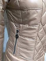 Куртка удлиненная весна-осень Beautty ,(модель 18-59)), фото 3
