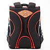 Рюкзак шкільний каркасний (ранець) Kait 501 Hot Wheels-2, фото 4