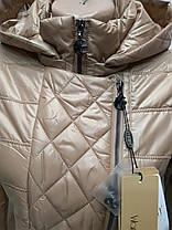 Куртка удлиненная весна-осень Beautty ,(модель 18-59)), фото 2