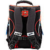Рюкзак школьный каркасный (ранец) Kait 501 Hot Wheels-2, фото 3
