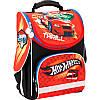 Рюкзак шкільний каркасний (ранець) Kait 501 Hot Wheels-2, фото 2
