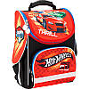 Рюкзак школьный каркасный (ранец) Kait 501 Hot Wheels-2, фото 2