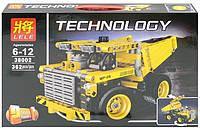 Конструктор Карьерный грузовик Technology 38002, фото 1