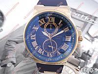 Мужские кварцевые наручные часы Ulysse Nardin 6600-1