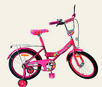 """Детский двухколесный велосипед 20"""" Розовый (172039)"""