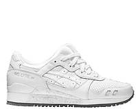 Женские кроссовки Asics Gel Lyte III Grand Leather White