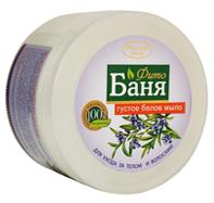 Мыло густое белое Фито Баня 500г ТМ ФРАТТИ