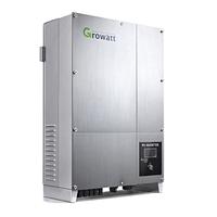 Сетевой инвертор Growatt 12000 UE (12 кВт\3 фазы, 2 MPPT)