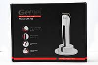 Аккумуляторная водонепроницаемая машинка для стрижки волос Gemei GM-725