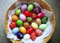Ідеї оформлення великодніх яєць