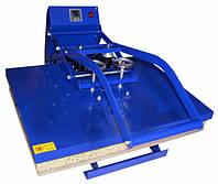 Пресс планшетный MР710, полуавтомат с плитой 60x80 см , фото 1