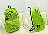 Яркий городской портфель с надписями, фото 6