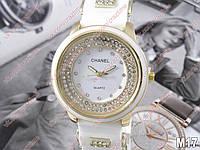 Женские кварцевые наручные часы Chanel M17