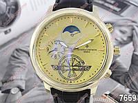 Мужские кварцевые наручные часы Vacheron Constantin 7669