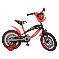 Велосипед детский PROFI ORIGINAL 16д.SX16-01-C, красно-черный