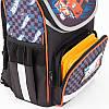 Рюкзак шкільний каркасний (ранець) Kait 501 Hot Wheels-3, фото 6