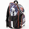 Рюкзак шкільний каркасний (ранець) Kait 501 Hot Wheels-3, фото 7