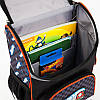 Рюкзак школьный каркасный (ранец) Kait 501 Hot Wheels-3, фото 5