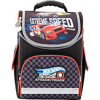 Рюкзак школьный каркасный (ранец) Kait 501 Hot Wheels-3