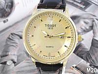 Мужские кварцевые наручные часы Tissot M20