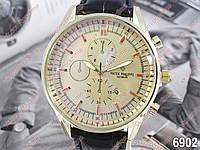 Мужские кварцевые наручные часы Patek Philippe 6902