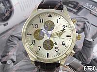 Мужские кварцевые наручные часы Emporio Armani 6730