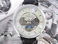 Мужские кварцевые наручные часы Patek Philippe 6730