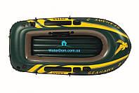 Надувная лодка Seahawk 2 Set Intex 68347