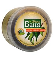 Мыло густое черное Фито Баня 500г ТМ ФРАТТИ